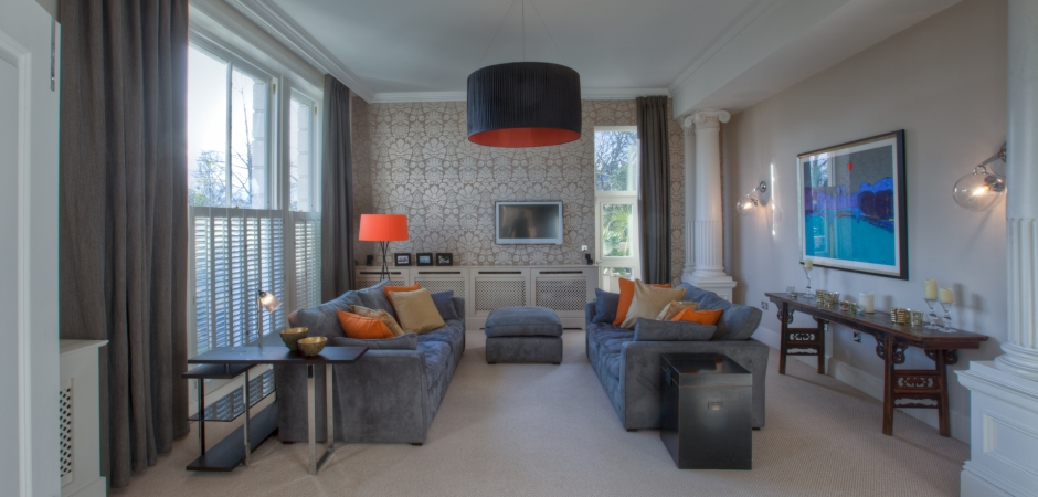 Tunbridge Wells Lounge Interior Design