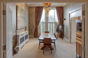 Rachel's Dining Room & Living Room