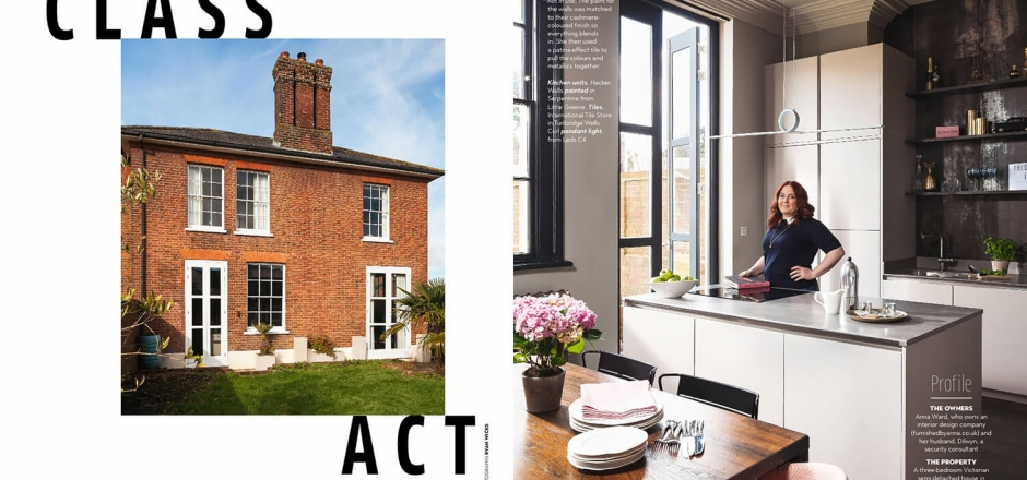 Real Homes Magazine Feature