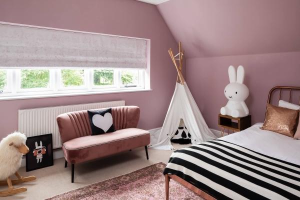 Elsa and Sylvia's Rooms