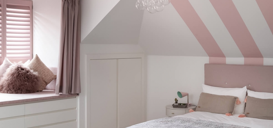Rochester • Girls' Bedrooms