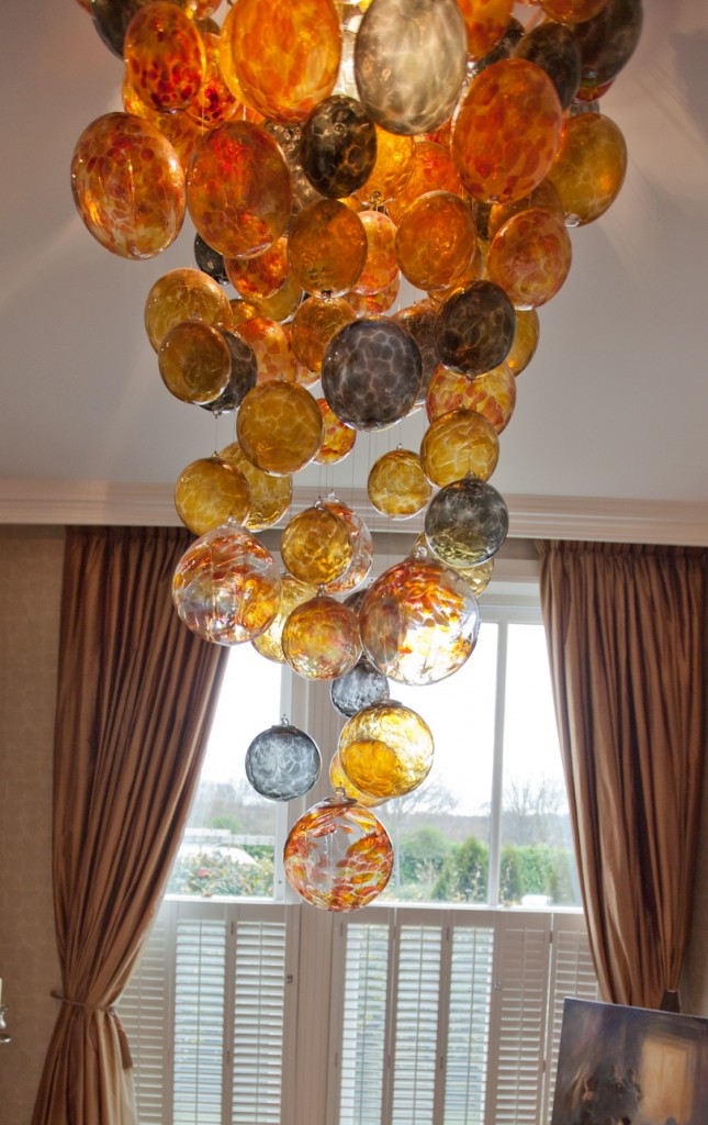 Roast Designs Chandelier