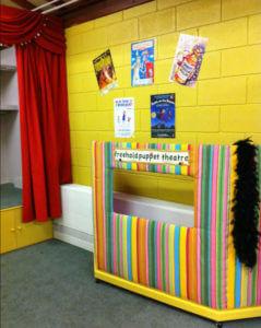 School Puppet Theatre