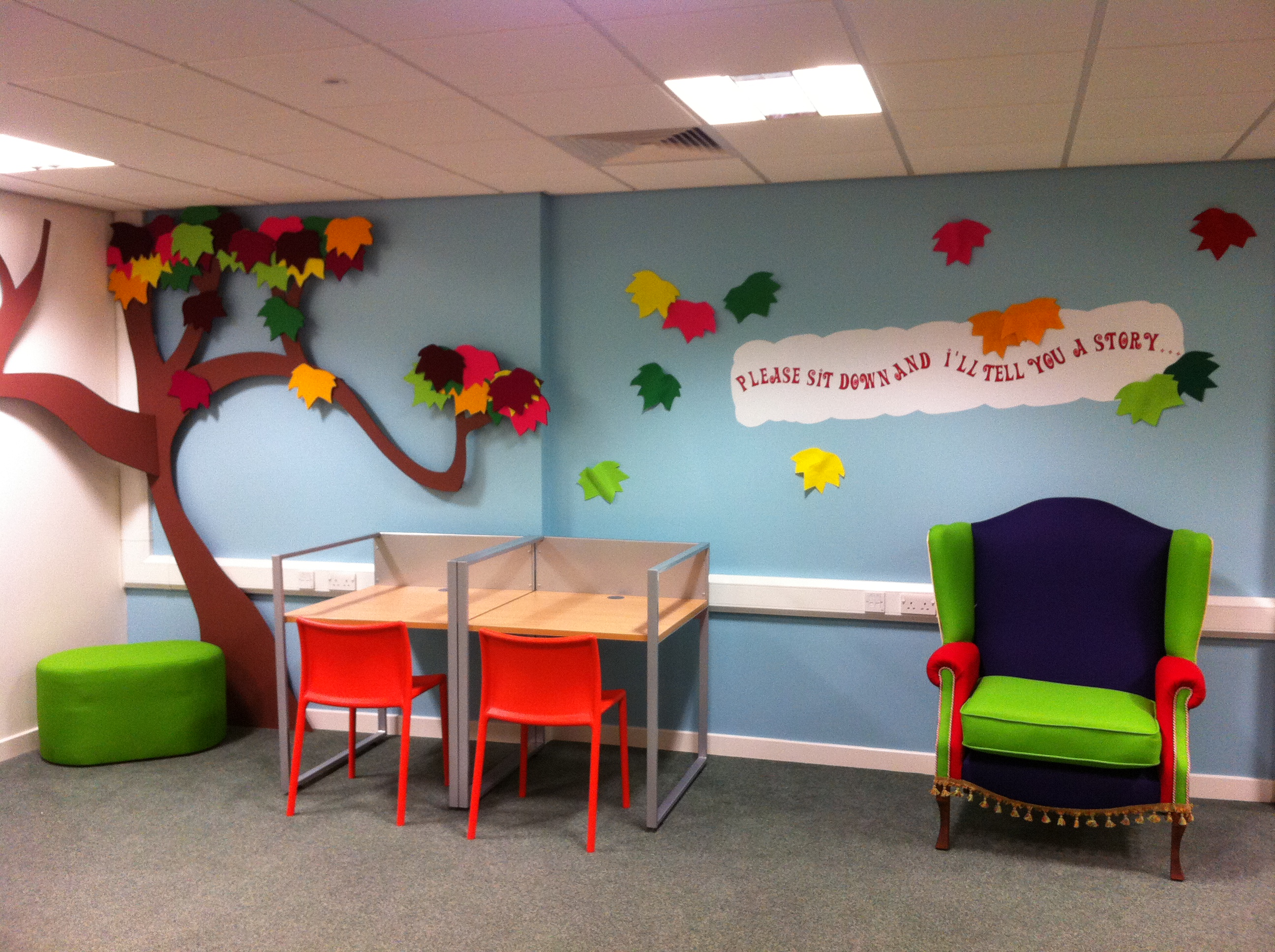 Styles for the kids too beautiful interiors for Interior design and decorating schools in lagos