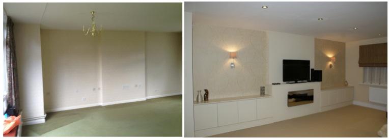 Lounge Interior Design Sanderstead