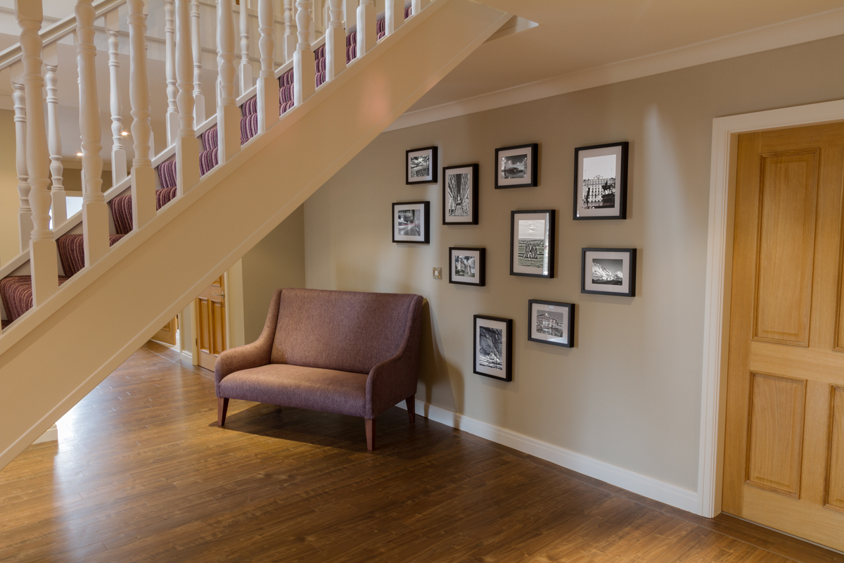 Helen And Andy S Hallway Beautiful Interiors Furnished