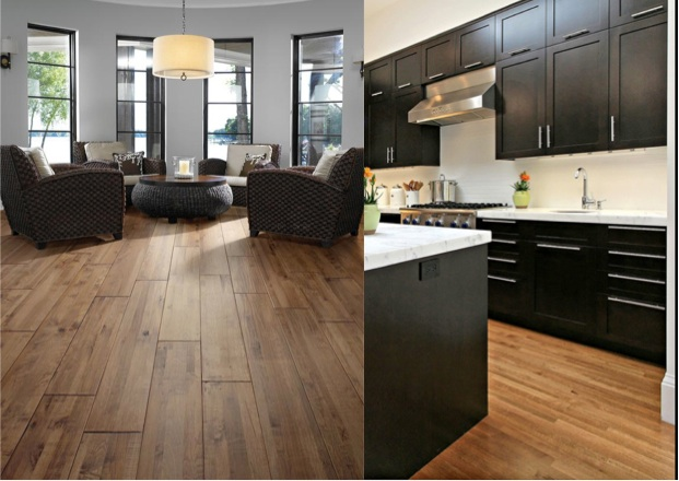 Thin Vs Wide Wood Flooring Sevenoaks