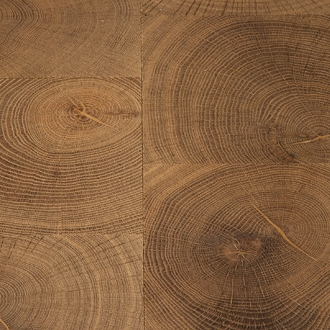 Wood Trunk Section Flooring
