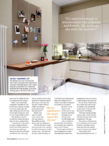 Woman and Home Editorial Feature page 3
