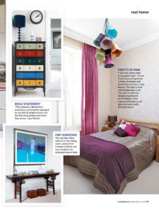 Woman and Home Editorial Feature page 4