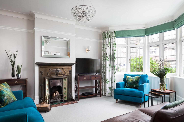Kate & Tom's Fresh New Home in Beckenham