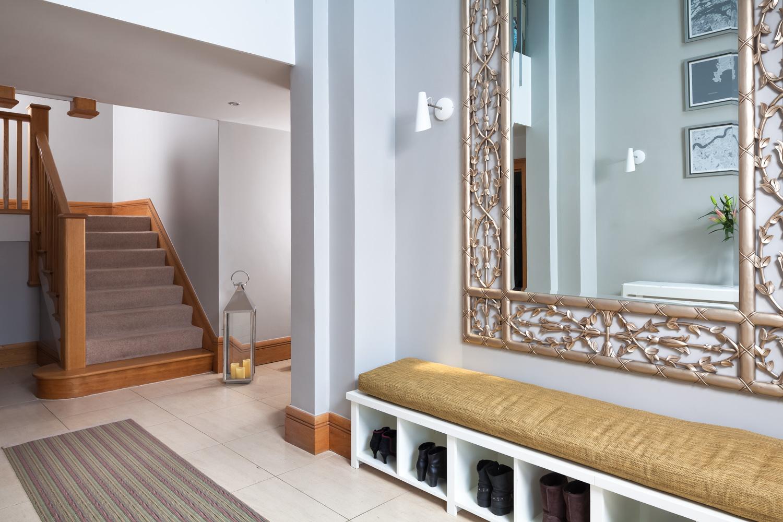 Jayne richard add fun vibes to their chislehurst home for Creative interior designs beckenham