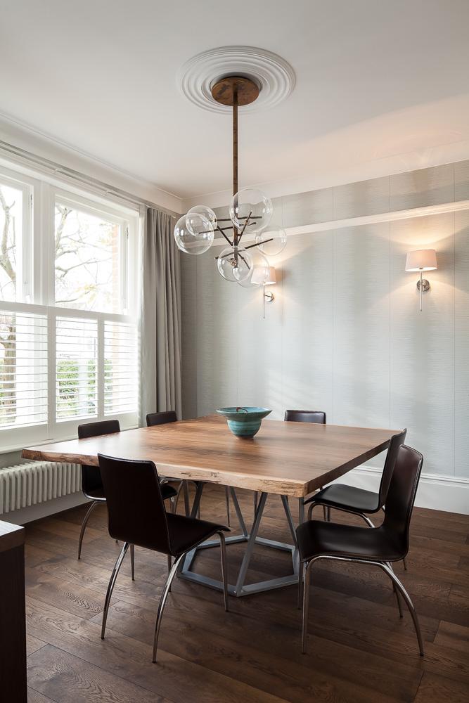 Unique Dining Room Interior Design