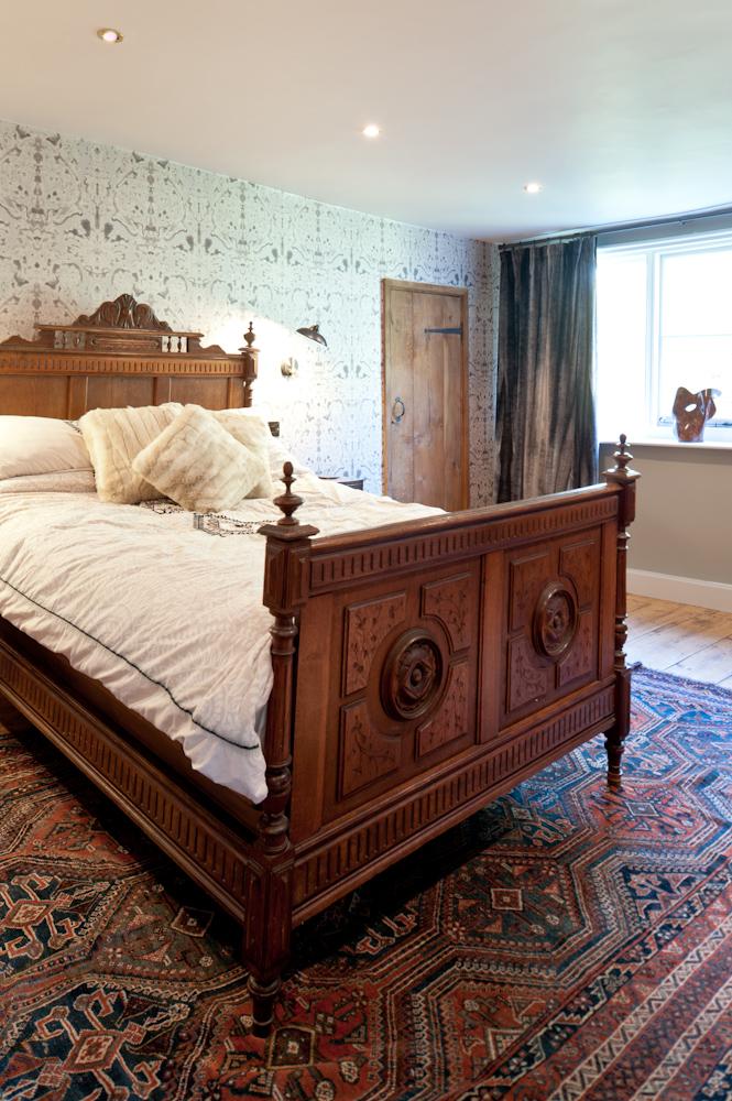 Period Bedroom Interior Design